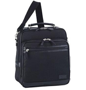 ショルダーバッグ メンズ 斜めがけ A4 2way 日本製 豊岡製鞄 軽量 ナイロン 黒 ブラック