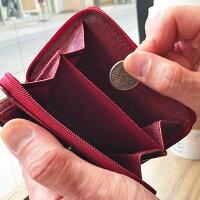 即日発送送料無料二つ折り財布メンズ小銭入れあり