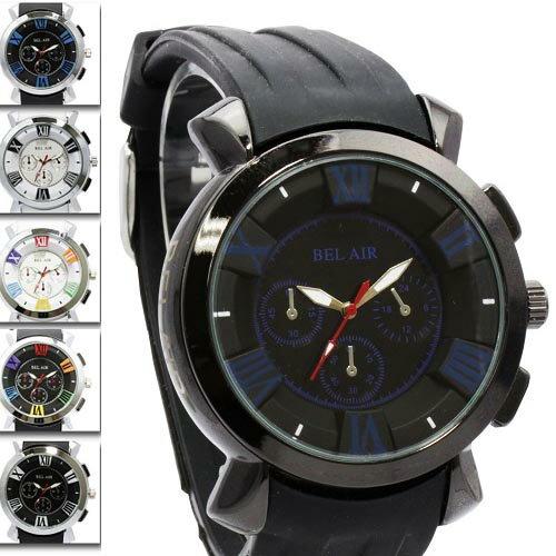 マルチカラーインデックス メンズ 腕時計豊富なカラーバリエーションのインデックスがアクセント!メンズ腕時計、メンズウォッチ、男性用腕時計、ファッションウォッチ、デザインウォッチ、クォーツ