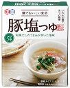 濃縮タイプ 1人分2袋入り【正田醤油】麺でおいしい食卓豚塩つゆ60g小袋 2食