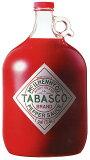 タバスコ®ブランドペパーソース1ガロンボトル