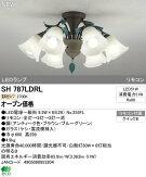 SH787LDRLオーデリックワンタッチ取付LED電球(Ra80電球色)8.5W6灯付