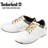 [ティンバーランド]TimberlandTIMB6219BWレディース|ローカットスニーカー|BRIDGTONOXブライトン|迷彩柄カモフラ|大きいサイズ対応24.5cm|ホワイト