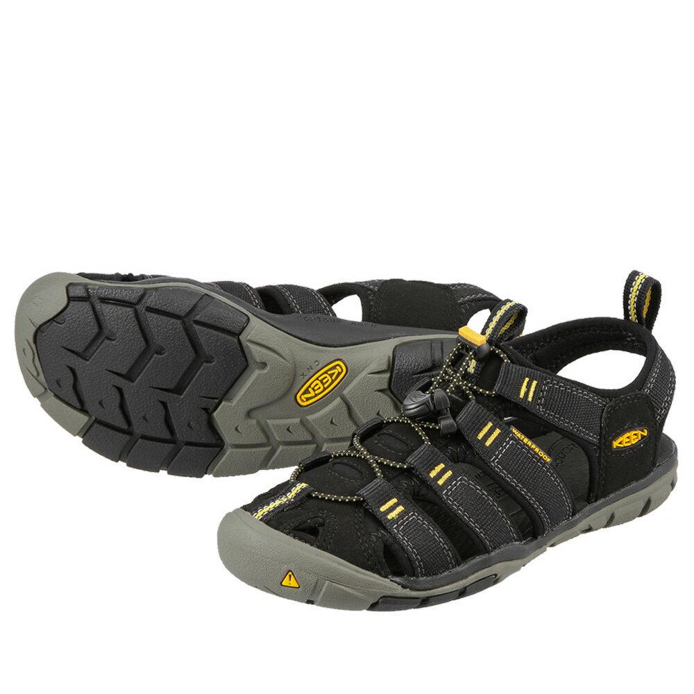 【送料無料】 SHOE PLAZA (シュープラザ) 東京靴流通センター を全国に展開する 靴チヨダ 楽天市場店 キーン KEEN サンダル  クリアウォーターCNX 1008770 Clearwater