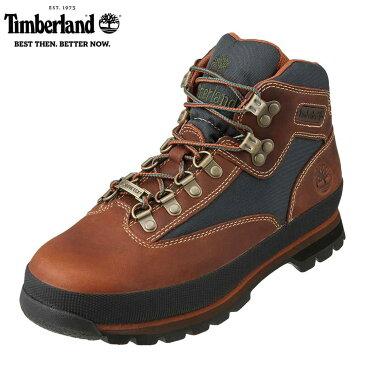 [全商品ポイント5倍]ティンバーランド Timberland スニーカー TIMB A1JF8 メンズ靴 靴 シューズ 3E相当 アウトドアシューズ Eurohiker ユーロハイカー ハイキング トレッキング 大きいサイズ対応 28.0cm ブラウン