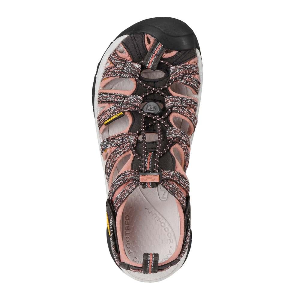 キーン KEEN レディース サンダル 1016244 WHISPER ウィスパー スポーツサンダル レディース靴 靴 シューズ スポサン 軽量 アウトドア キャンプ レジャー フェス ウォーターシューズ ブランド 人気 大きいサイズ対応 ピンク