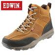 [エドウィン] EDWIN ED-9121 メンズ   トレッキングシューズ   雪靴 雨靴 防水 防滑   大きいサイズ対応 小さいサイズ対応   エドウィン 人気   キャメル