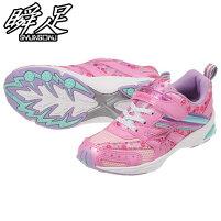 [シュンソク]SHUNSOKU瞬足YLJ1100ジュニア ランニングシューズ 運動靴子供靴 体育運動会 女の子人気 ピンク