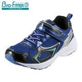 [バイオフィッタースポーツ]BIOFITTERBF-355キッズ・ジュニア|キッズスニーカージュニアスニーカー|子供靴運動靴|抗菌防臭面ファスナー|男の子女の子|ブルー