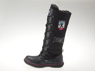 パジャー PAJAR GRIP ZIP BOOT グリップジップブーツ SNOW BOOTS WATERPROOF スノーブーツ 防水加工 レディース ガールズサイズ BLACK ブラック #gripzip-blk