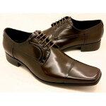 キャサリン・ハムネット3947(ダークブラウン)ブランド紳士靴