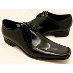 キャサリン・ハムネット3948(ブラック)ブランド紳士靴
