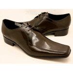 キャサリン・ハムネット3948(ダークブラウン)ブランド紳士靴