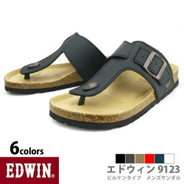【あす楽】【送料無料】 エドウィン EDWIN メンズ サンダル □ew9123□【SS2015】
