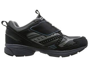 ダンロップDM112マックスランライトM112ブラックMAXRUNLightスニーカー靴DUNLOP幅4E軽量設計撥水加工