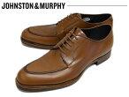 ジョンストン&マーフィーJM-1004ライトブラウンUチップJOHNSTON&MURPYビジネスシューズ大塚製靴ライセンス生産日本製ハンドソーンウェルト製法