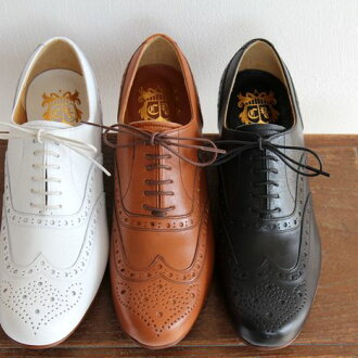 chausser ( Chaussée ) ウイングチップレース up shoes C-279