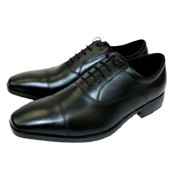 テクシーリュクスtexcyluxeビジネスメンズTU-7010TU7010ブラックBLACK24.5〜27,28cm靴シューズ牛