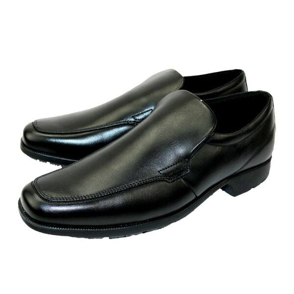 テクシーリュクスtexcyluxeビジネスメンズTU-7770TU7770ブラックBLACK24.5〜27,28cm靴シューズ牛