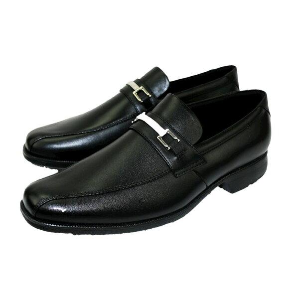 テクシーリュクスtexcyluxeビジネスメンズTU-7771TU7771ブラックBLACK24.5〜27,28cm靴シューズ牛