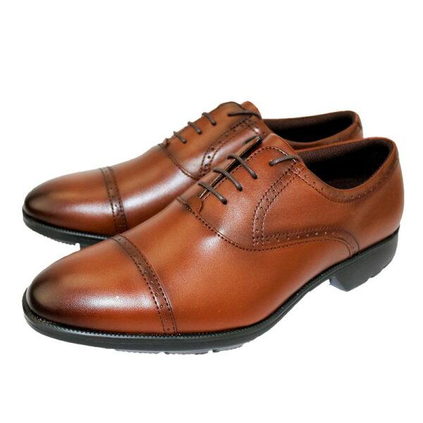 テクシーリュクスtexcyluxeビジネスメンズTU-7774TU7774ブラウンBROWN24.5〜27,28cm靴シューズ牛