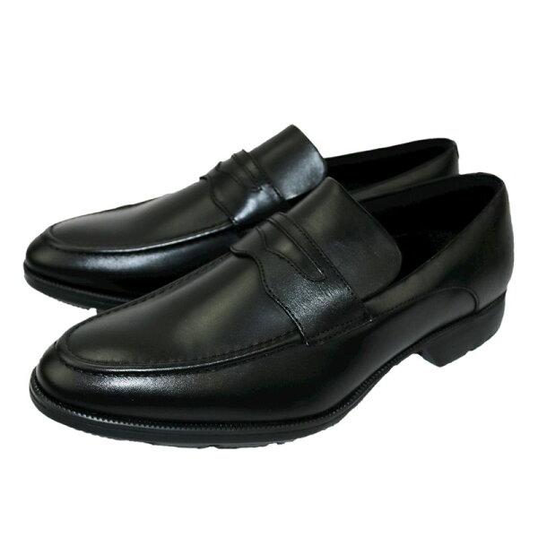 テクシーリュクスtexcyluxeビジネスメンズTU-7775TU7775ブラックBLACK24.5~27,28cm靴シューズ牛