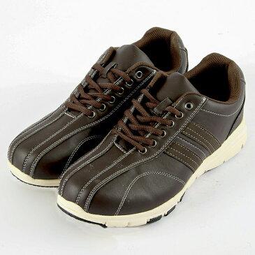 Tough Walker タフウォーカー メンズ カジュアルスニーカー 9202 ダークブラウン 24.5cm〜28cm 靴 シューズ