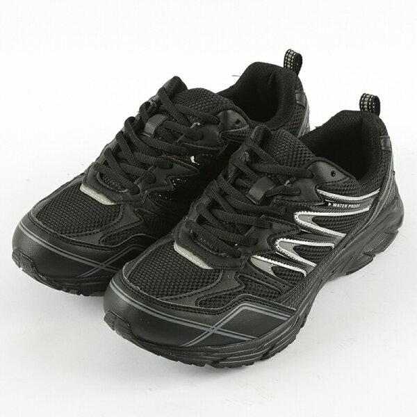 DarniKarniダーニカーニ防水・幅広5E設計ランニング610メンズブラック24.5〜27,28cm靴シューズスニーカー黒