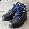 《メレルの原点》イタリア製のトレッキングシューズ【MERRELL メレル】Wilderness ウィルダネス1015 Blackビブラムソールで快適ウォーク【送料無料対応】靴 シューズ『靴』