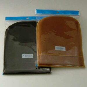 皮革に優しい素材を使用したグローブ型のクロス3150円以上お買い上げで送料無料靴磨き用クロス...