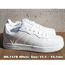 送料無料!☆ホワイトスニーカー☆No,7278 White ...