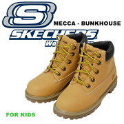 【SKECHERS】スケッチャーズキッズMECCA-BUNKHOUSE93158L