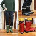 ガーデニング ブーツ 長靴 作業ブーツ 防水 マイローズ #21 ガーデンブーツ 22.0-24.5cm