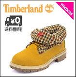 Timberland(�ƥ���С�����)JUNIORROLLTOP(����˥��?��ȥå�)6594R��������/�ץ쥤��