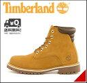 ティンバーランド メンズ 6インチ ベーシック ブーツ 防水 雨 雪 靴 カジュアル アウトドア 6inch BASIC BOOT Timberland 37578 ウィートヌバック