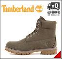ティンバーランド ブーツ メンズ アイコン 6インチ プレミアム ブーツ 防水 雨 雪 靴 カジュアル デイリー アウトドア ICON 6inch PREMIUM BOOT Timberland A114K グレーヌバック