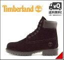 ティンバーランド ブーツ メンズ 6 インチ プレミアム スウェード ブーツ 防水 雨 雪 靴 カジュアル デイリー アウトドア 6inch PREMIUM SUEDE BOOT Timberland A1H6X ブラック