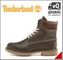 ティンバーランド ブーツ メンズ 6インチ プレミアム ブーツ 防水 雨 雪 靴 幅広 カジュアル デイリー アウトドア ストリート 6inch PREMIUM BOOT Timberland A18AW フォージドアイアンガレラフルグレイン
