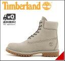 ティンバーランド ブーツ メンズ アイコン 6インチ プレミアム ブーツ 防水 雨 雪 靴 カジュアル デイリー アウトドア ICON 6inch PREMIUM BOOT Timberland A1GAU ライトグレーヌバック