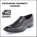 KATHARINE HAMNETT(キャサリンハムネット) メンズ ビジネスシューズ 3957 ブラック