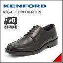 【2/28マデ限定15%ポイントバック】KENFORD(ケンフォード) メンズ ビジネスシューズ K741 L ブラック【メンズバーゲン】