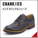 メンズ カジュアルシューズ CHARKIES(チャーキーズ) 101605 ブラック