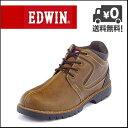 EDWIN(エドウィン) メンズ センターシームブーツ EDM-8320 ブラウン【メンズバーゲン】