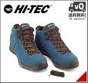 ハイテックハイカットトレッキングシューズスニーカーメンズアオラギクラシックWP耐久性抗菌防臭防水雨雪靴EEカジュアルデイリートラベルアウトドアウォーキングAORAKICLASSICWPHI-TECHKU08ターコイズ