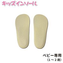 【 あす楽 】【 ネコポス 】 Shoesfit.com キッズ インソール ベビー専用 子供用 サイズ調整 1歳 2歳 12.5cm 13cm 13.5cm 14cm 14.5cm かかとサポート ヒールカップ 入園