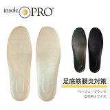 【あす楽】 Shoesfit.com インソールプロ レディース 足底筋膜炎 対策 かかと 痛み