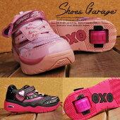 キッズローラーシューズ女の子SW013一輪タイプウィール取り外し可能靴スニーカー運動靴子供靴こども靴Y_KO