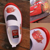 Disney ディズニー 子供用 上履き 子供 カーズ CARS 6924 【Y_KO】