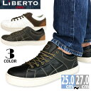 靴 メンズ靴 スニーカー リベルトエドウィン LIBERTO EDWI...