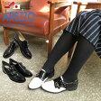 セール価格!(セール価格・返品不可)モンクシューズ --AREZZO(アレッツォ)--ダブルモンクシューズ[日本製][FOO-AR-7653](靴 神戸 シューズ レディース モンクストラップ ダブルモンクストラップ ダブルモンク エナメル 黒 白 バイカラー マニッシュ ワイズ 2E 幅広)